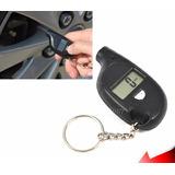 Medidor De Pressão De Pneus Portatil Calibrador Digital