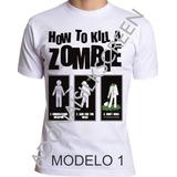 Camiseta Zumbi,the Walking Dead,morte,filme,terror,morto,viv
