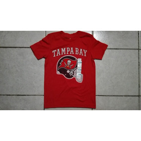 #29 Tampa Bay Buccaneers Playera Talla S (6-7) Team Apparel