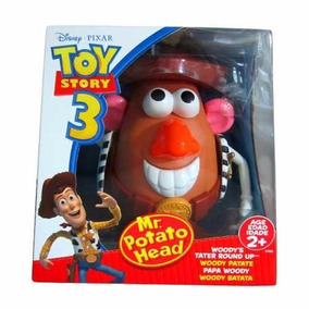 Toy Story Sr Cara De Papa Woody Mr Potato Head