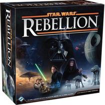Star Wars Rebellion - Jogo De Tabuleiro Importado Ffg