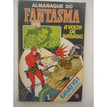 Almanaque Do Fantasma #08 Ano 1980