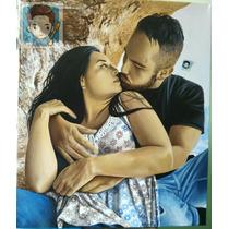 Retratos Al Oleo, Pinturas Cuadros Replicas Arte Profesional