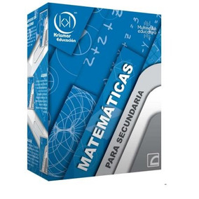 Matematicas Para Secundaria Incluye 6 Cds Rom