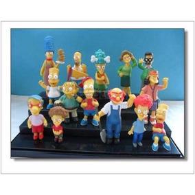 Bonecos Os Simpsons Miniaturas De 6 A 12 Cm Unidade