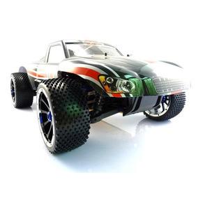 Carro Himoto Megap 1/5 Mxr-5 Gasolina 30cc Short Course Baja