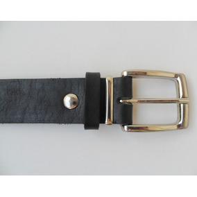 Cinto / Cinturon Clasico De Vestir Cuero Unisex 3cm