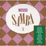 Cd Nosso Samba Vol. 10 Jorge Veiga Orlando Silva Lacrado