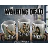 Caneca The Walking Dead - Produto Importado.