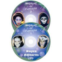 Maquillaje De Fantasía 2 Dvds » Didactimedia