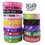 Colección 16 Pulseras One Direction Directioners Igo Envio!