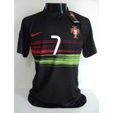 Camisa Nike Portugal Away - Futebol no Mercado Livre Brasil 9ac53e55ab424