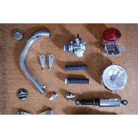 Kit Renovación Moto Carabela Islo Cafe Racer