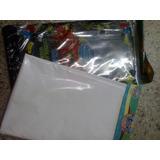 Mantel Unicolor De Plástico