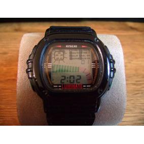 Raro Reloj Kiseki Digital De Colección. Iluminate.