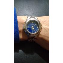 Reloj Citizen Fondo Azul Calendario Con Garantia ¡¡¡