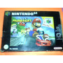 Mario Kart - Pal Version - N64 Completo - 1-4 Players - Ale