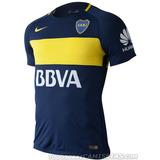 Excelente Camiseta De Boca Juniors !!!