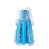 Disfraz Frozen Elsa Princesa Elsa Anna Traje Vestido Niña