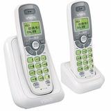 Teléfono Inalámbrico Vtech Cs6114-2 + 1 Extension Dect 6.0