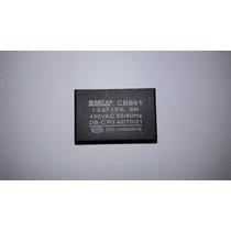 Capacitor 1.5uf Cbb61 Placa Eletrônica Principal Ar Split