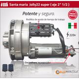 Motor Electrico Santa Maria Jolly 22 Super 280kg 2plg 1/2