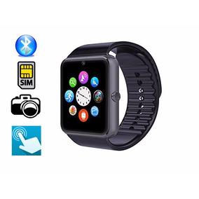 Smartwatch Reloj Inteligente Sim/camara/microsd +envio Grati