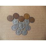 Monedas De Panamá 1, 10, 25 Balboa