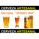 Kit Ingredientes Golden Ale Receta Cerveza Artesanal