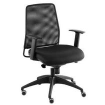 Cadeira Only Em Tela Base Mecanismo Sincron I E Braços Tsmob