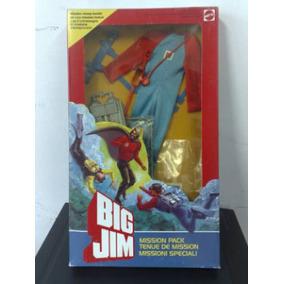 Traje De Buzo Para Big Jim =kid Acero Mattel