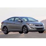 Hyundai Elantra Repuestos 2011 - 2015