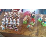 Souvenirs Los 3 Cerditos Y El Lobo Feroz Porcelana X 10