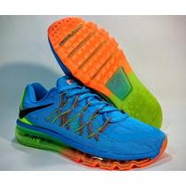 Tenis Nike Air Max 2015 Original Lançamento Frete Grátis