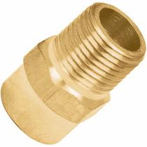 Conector Npt Soldable De 3/8 X 1/2 Pulgadas Foset 47456