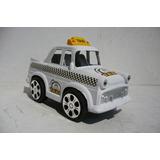 Taxi Americano - Auto De Juguete Carrito Escala