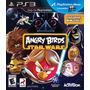 Angry Birds Star Wars Ps3 Fisico Nuevo Y Sellado En Español