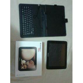 Combo Tableta Lenovo 9.7 Casi Nueva, Estuche Teclado