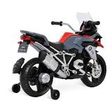 Mini Moto Bmw Gs Infantil Elétrica 12v Direto Da Fábrica
