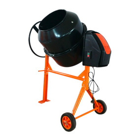 Mezcladora De Concreto Electrica Cap. Tanque:0.288m3 Daewoo