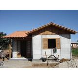 Casas Pré Moldada Por ( M2) De Concreto Sp- Construfácil