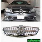 Parrilla Clase C 2008-11 Mercedes C63 Amg C280 C200 W204
