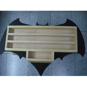 Hot Wheels Coleccionador Para Autos Artesanal De Batman