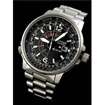Relógio Citizen Promaster Eco Drive Bj7010-59e Nighthawk