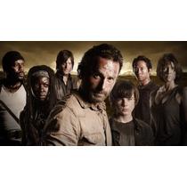 The Walking Dead Temporadas 1 A 7 Todas Por 15mil Dvd
