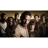 The Walking Dead Temporadas 1 A 7 Todas Por 15mil Dvd