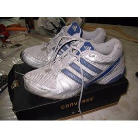 Zapatillas adidas Hombre 43 Us11 Uk10,5 Merumo Grises Azul