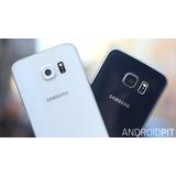 Tapa Trasera Samsung S6 Y S6 Edge Repuesto Heredia