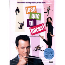 Dvd ¡eso Que Tu Haces! ( That Thing You Do! ) - Tom Hanks