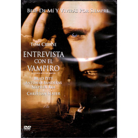 Dvd Entrevista Con El Vampiro ( Interview With The Vampire )
